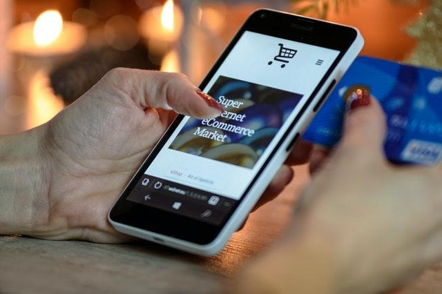 smart phone browsing